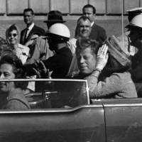 JFK at 100: A legacy etched in minds of Americans