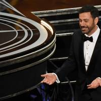 Jimmy Kimmel to return as next year's Oscars host