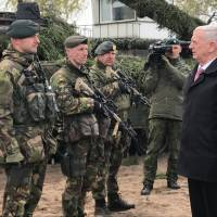 U.S. may briefly deploy Patriot missiles to Lithuania amid Russia threat