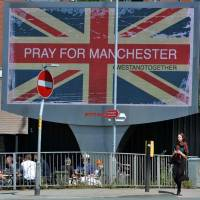 IS claims responsibility for Manchester bombing as world leaders condemn violence