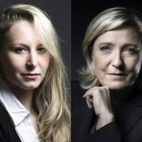 Niece of France's Le Pen held as rising star quits politics