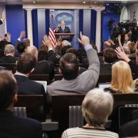 Poll finds Americans have doubts about 'news media' but trust their favorites