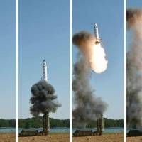North Korea declares medium-range missile ready 'for action,' shows off apparent photos from space