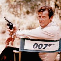 Roger Moore, star of seven James Bond films, dies at 89