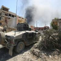 U.N. official says Mosul liberation 'imminent' but Islamic State using human shields to keep up the fight