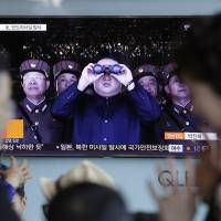 North Korea test-fires what could be new kind of longer-range missile
