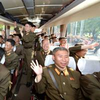 North Korea vows to bolster nuclear program amid growing U.S. pressure