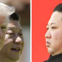 Trump reportedly open to meeting Kim Jong Un in U.S. if North Korea abandons nuclear weapons program