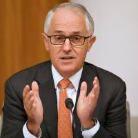Australian leader to reset ties with Trump after icy start