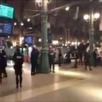 Police converge on key Paris train station, evacuate passengers in security scare