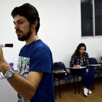 Refugees in Brazil find new life as language teachers
