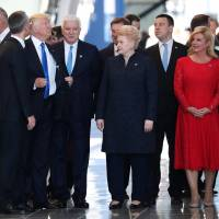 'America First' as Trump seems to push aside Montenegro leader to get to front of NATO pack