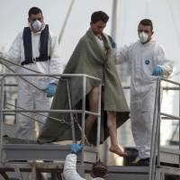 SOS recordings show Italy and Malta argued over rescue of migrants in deadly 2013 sinking