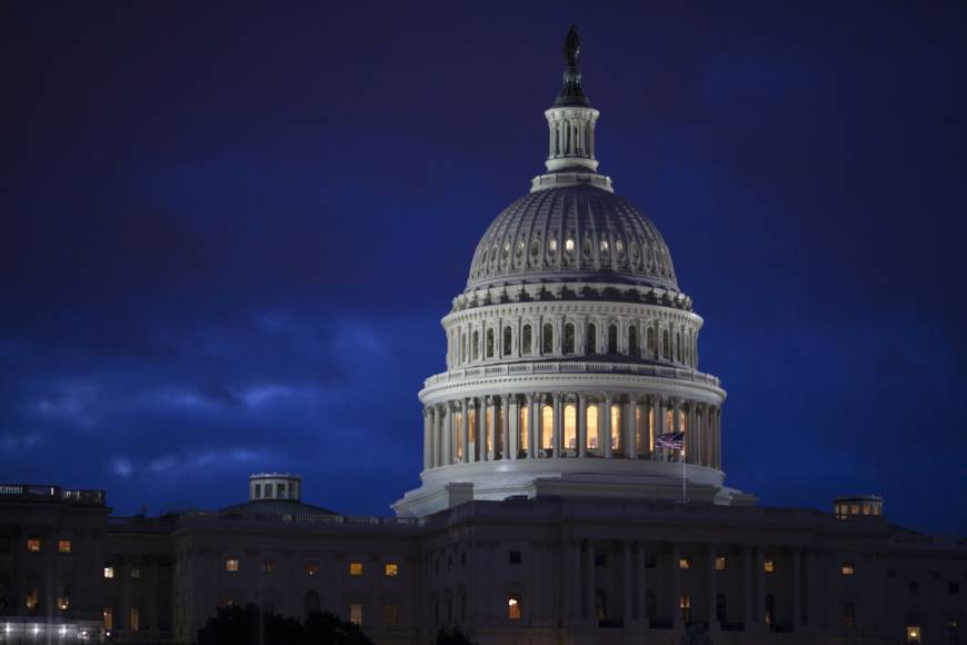 U.S. lawmakers seal deal on $1 trillion spending bill that jettisons Trump priorities