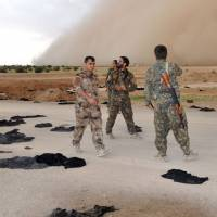 Syria opens new front in east against Islamic State, fighting U.S.-backed rebels in process