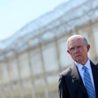 Sessions orders toughest terms for criminals, reversing Obama's efforts to reduce prison population