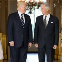 Trump may find rougher reception in NATO, EU meetings amid defense, trade, climate concerns