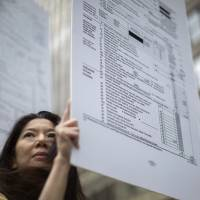 NY Democratic lawmakers hatch plan to get at Trump's state tax returns