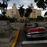Trump administration's policy review on Cuba near completion, sources say