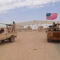 U.S. warns pro-Syrian forces to leave Jordan border area near rebel training site