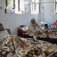 At least 570 contracted cholera in Yemen in past three weeks and cases increasing: MSF