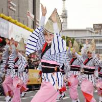 Magazine aims to attract more non-Japanese to Tokushima's Awa Odori festival