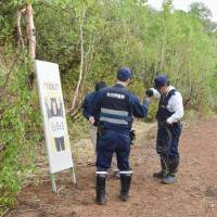 Akita ups vigilance for bears after woman found mauled to death