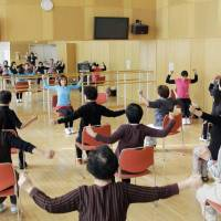 Exercise with music helps keep dementia from worsening, study says