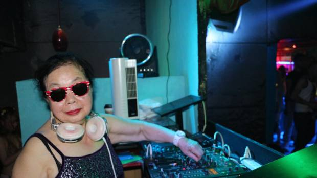 82-year-old DJ puts unique spin on Tokyo's club scene