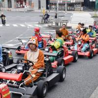 Tokyo police urge go-kart companies to improve safety