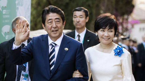 G-7 leaders to condemn North Korea, terrorism as summit wraps up