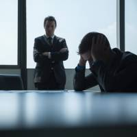 A recent health ministry survey shows that bullying in the workplace is on the rise. | ISTOCK