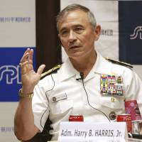 Pacific Command chief exhorts Russia and China to bring Kim Jong Un 'to his senses'