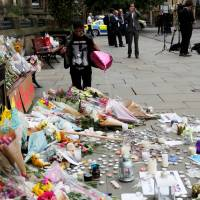Japanese residents of Manchester shaken by terrorist attack