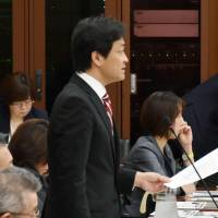 Document suggests Abe swayed deal for construction of friend's school