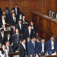 No-confidence vote falters, paving way for conspiracy bill to be rammed through Lower House