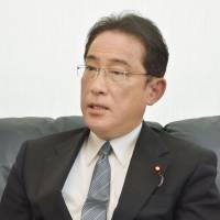 Kishida defends skipping U.N. talks, saying nuclear weapons ban would widen rift between haves and have-nots