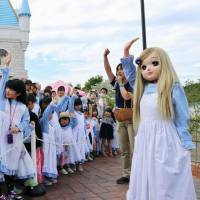 Beloved doll Licca-chan keeps spirits up in disaster-hit Fukushima