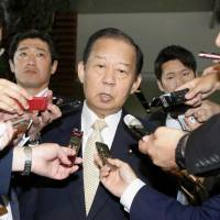 LDP exec Nikai to attend Beijing forum, deliver letter from Abe to Xi