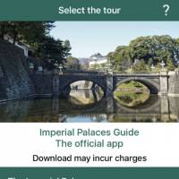 Multilingual audio tourist guide app offered for Japan's Imperial sites