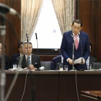 Abe government clashes with U.N. rapporteurs critical of Japan