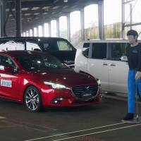 Cars with advanced safety systems catching on across Japan