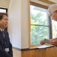 Tepco visits Niigata residents to apologize for latest safety blunder