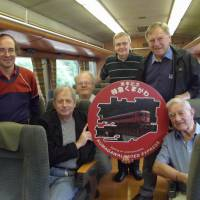 British train enthusiasts journey to Japan to tour rural rail lines