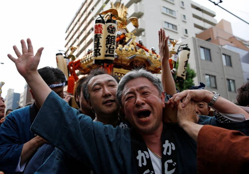 Continuing streak, Japan leads world in life expectancy, WHO report says