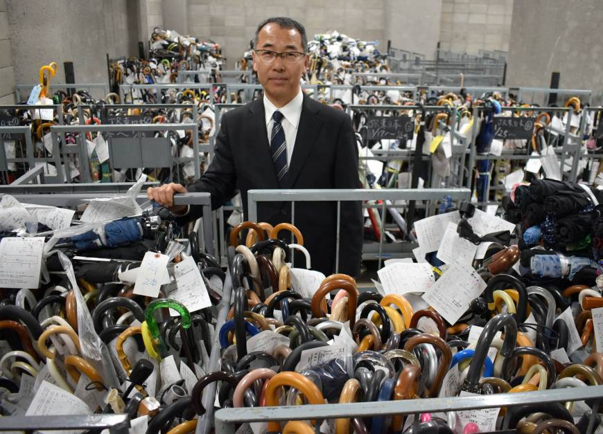 Lost: Struggling to cope with millions of unclaimed items in Tokyo
