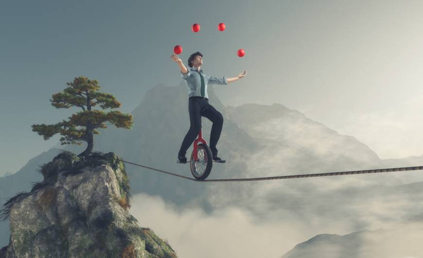 Job-juggling in Japan: a risky stunt with no safety net