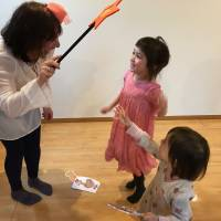 Weekend drama can be great for the kids