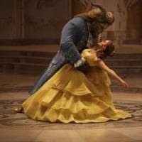 Let's dance: Dan Stevens is the Beast and Emma Watson plays Belle in Disney's live-action adaptation of its classic 1991 animated feature. | © 2017 DISNEY ENTERPRISES, INC. ALL RIGHTS RESERVED.