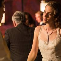 Woody's women: Kristen Stewart plays the brainy beauty character type in Woody Allen's latest film, 'Cafe Society.' | SABRINA LANTOS ©2016 GRAVIER PRODUCTIONS, INC.